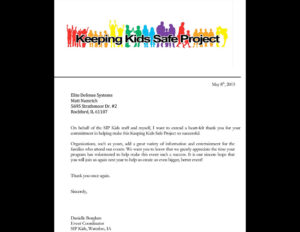 Keeping Kids Safe Project