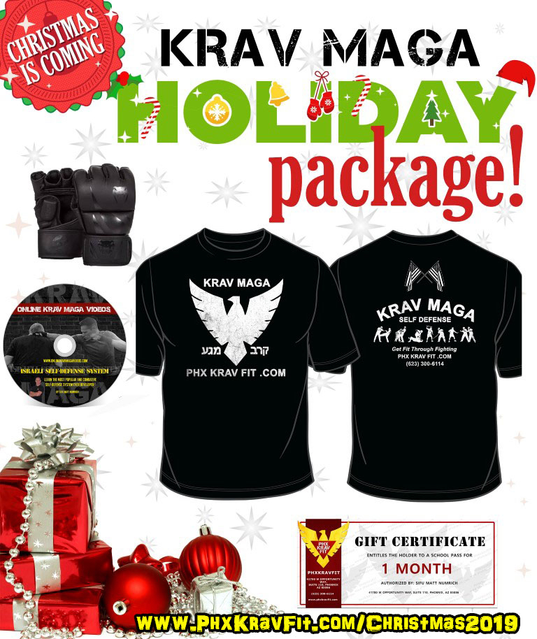 Krav-Maga-Holiday-Special